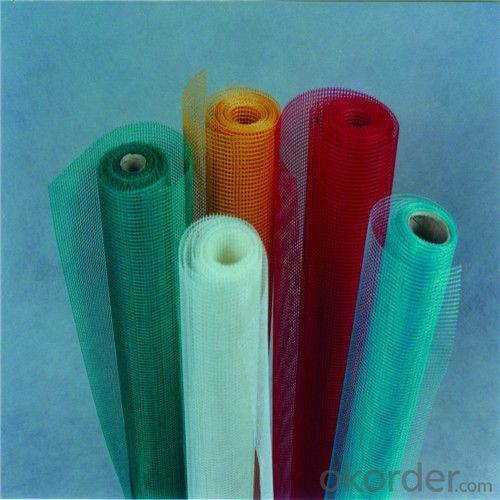 Fiberglass Mesh Reinforcing Ground Fabric