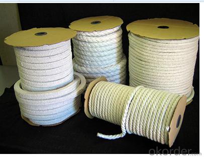 Ceramic Fiber Rope,Packings,Textiles,