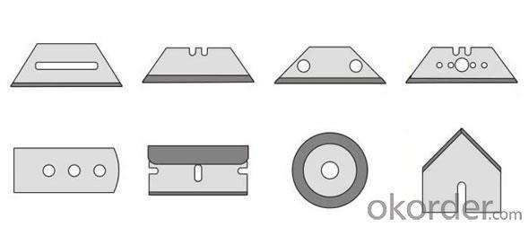 Zirconia Ceramic Cutting Blade for Fibreglass Cutting