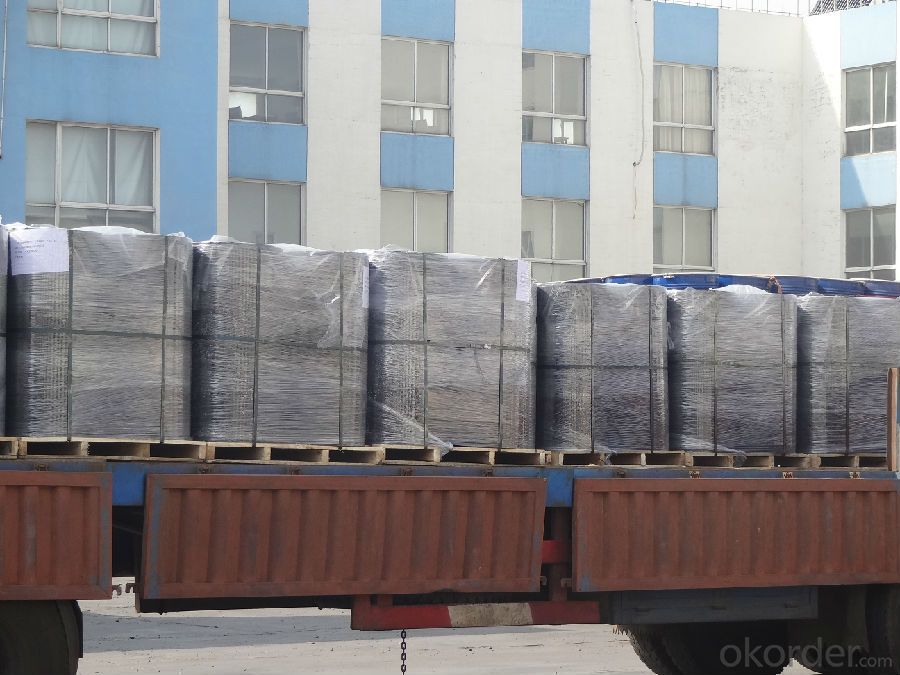 cylinder Carbon Electrode Paste   with DIA 500-600mm