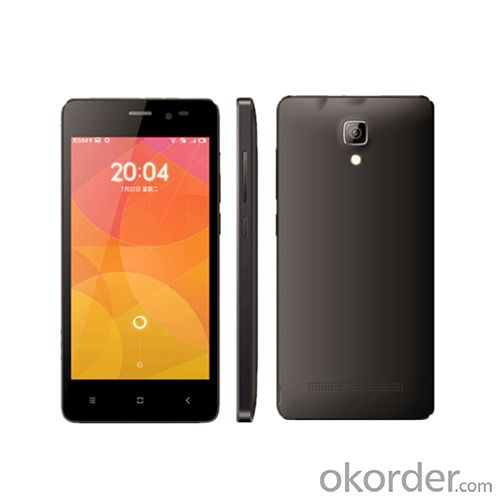 Hot 4.5 Inch Android 4.4 Quad Core 4G Cell Phone