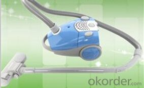 Bagged Canister Vacuum Cleaner with ERP Class A CNBG6213