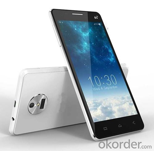 High Quality 5 Inch HD Mtk6753 Octa Core 4G Smartphone