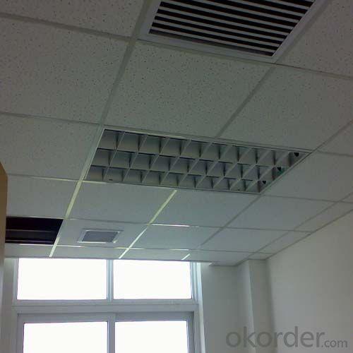Low Density Acoustic Mineral Fiber Ceiling Tile