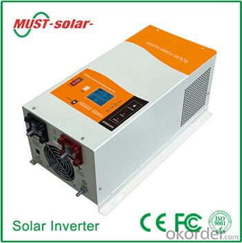 Off-Grid Low Frequency PV Inverter EP3200 Series 4KW-6KW