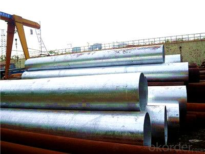 High Quality Seamless Steel Pipe with Low Price from CNBM