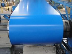 Prepainted galvanized corrugated plate / sheet in China