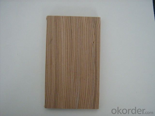 Engineered Wood Veneer EV Wood Veneer for Decoration