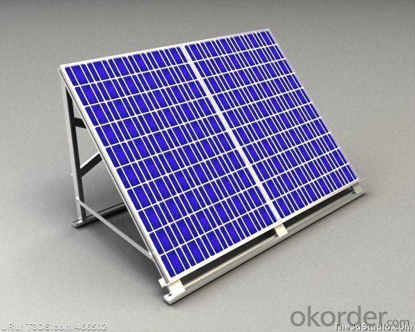 Mono Black Solar Module 235W-255W with 156*156 Solar Cell for Solar Power System Home/Commercial use