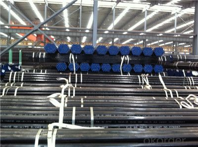 CNBM seamless steel pipe with high quality