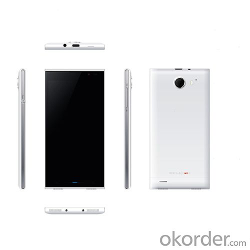 5inch MTK6582 Quad Core Smart Phone with 1280*720 IPS