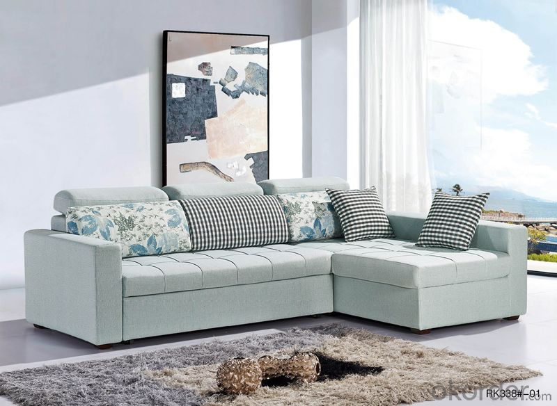 Beautiful Fabric Sofa Bed of Popular Design