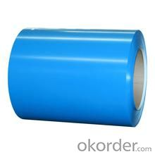 Prepainted Galvanized Rolled Steel Coil Sheet