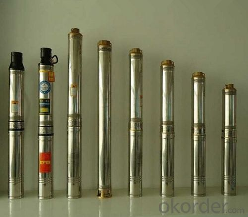 Electric Submersible Pump (ESP) Using in Oilfield