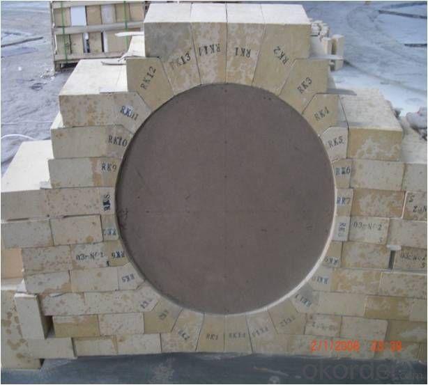 Hot Blast Furnace Coke Oven Refractory Silica Brick