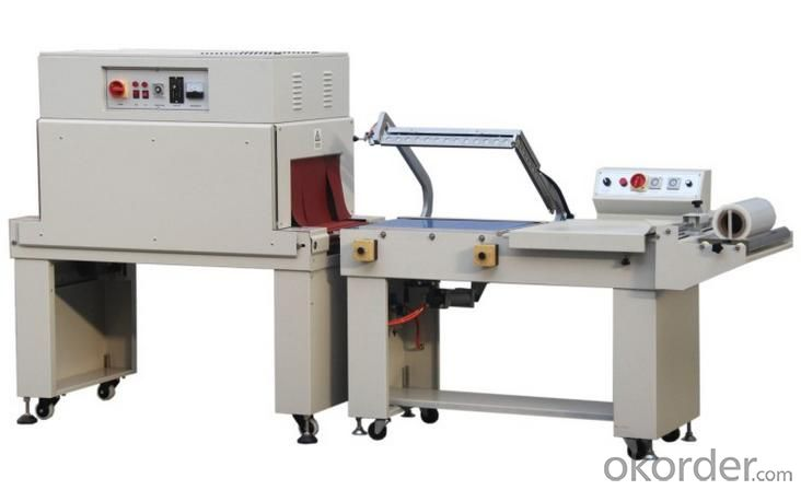 Semi-auto Shrinkage Wrapping Machine for Packaging