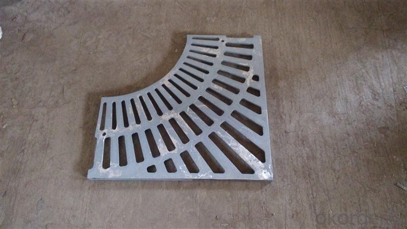 Ductile Iron Grating BS&EN124 D400/C250/B125  GGG500&400-12