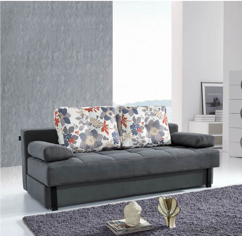 Modern Style Fabric Sofa for Customer Rest