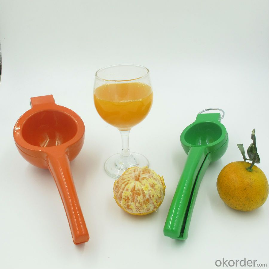 Orange Squeezer Plastic Household  Manual Juice Squeezer