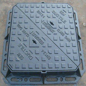 Cmax Manhole Cover  BS&EN124 D400/C250/B125