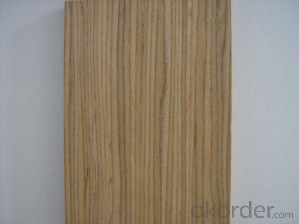 Engineered Veneer Unreal Color Wood for Door Skins and Plywood