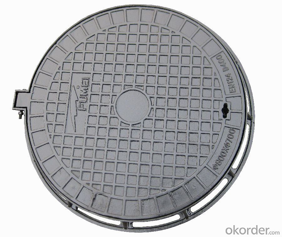 En124/d400 Ductile Iron Grating for Vehicular and Pedestrian Areas