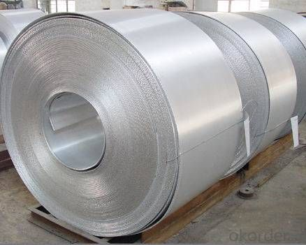 Hot- rolled stainless steel coil for construction GB Q195