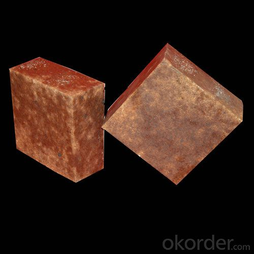 Silica Brick for Steel and Iron with Low Thermal and Chemical expansion