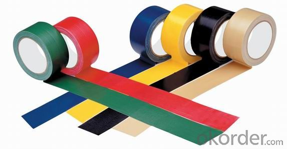 Heat Resistant and Wet Fastness Double Sided PVC Tape of CNBM in China