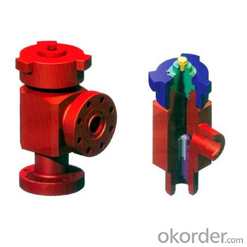 Choke Valve of High Quality with API 6A Standard