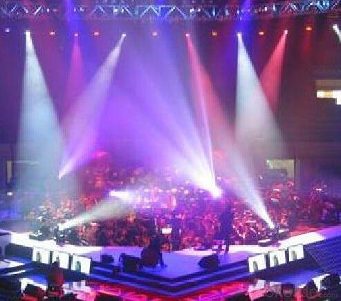 Led Stage Lighting High Power Led Par Light 18*10w 4in1 RGBW/A Par 64