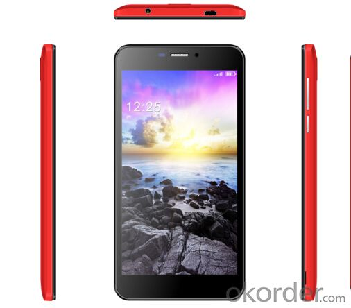 6 inch Phone Tablet PC IPS MTK8382 Quad core 1GB+8GB Camera 0.3+5.0MP