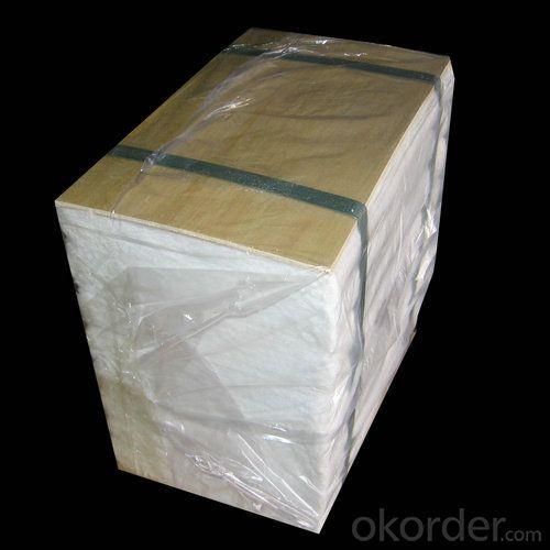 Ceramic Fiber Module 1260HP for Backup insulation