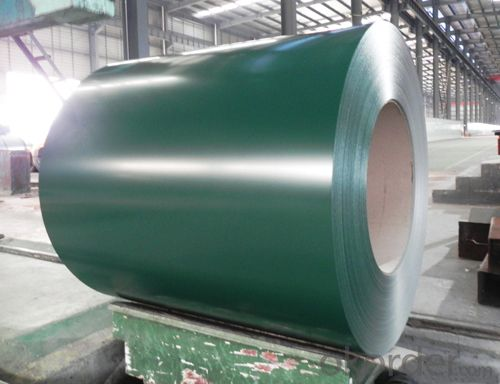 SIGNAL WHITE PREPAINTED STEEL COIL FOR CHEMICAL ROOM