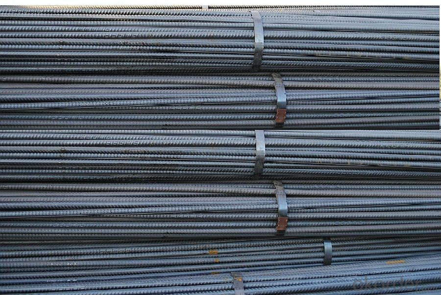 36mm*1018kg/m  deformed steel bar for construction