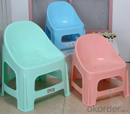 PP Plastic Children Chair for Kindergartens