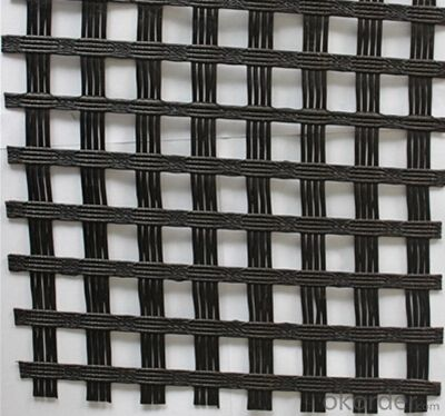 Fiberglass Steel-Plastic composite Geogrid for coal mine