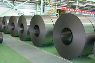 Cold Rolled Steel Coil with Best Quality of China