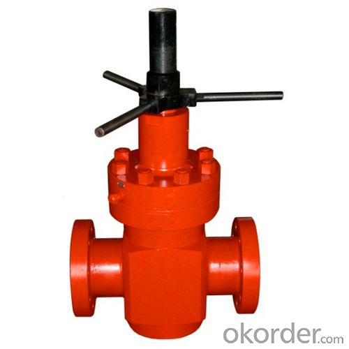 Mud Gate Valve of High Quality with API 6A Standard