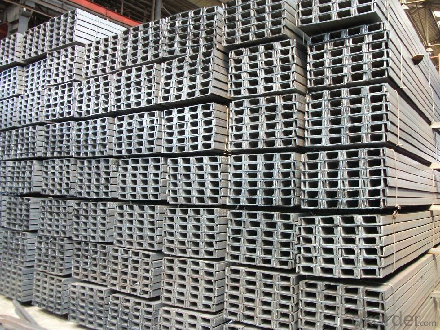 Mild Steel U Channels for Structure Construction JIS,GB,UPN,UPE