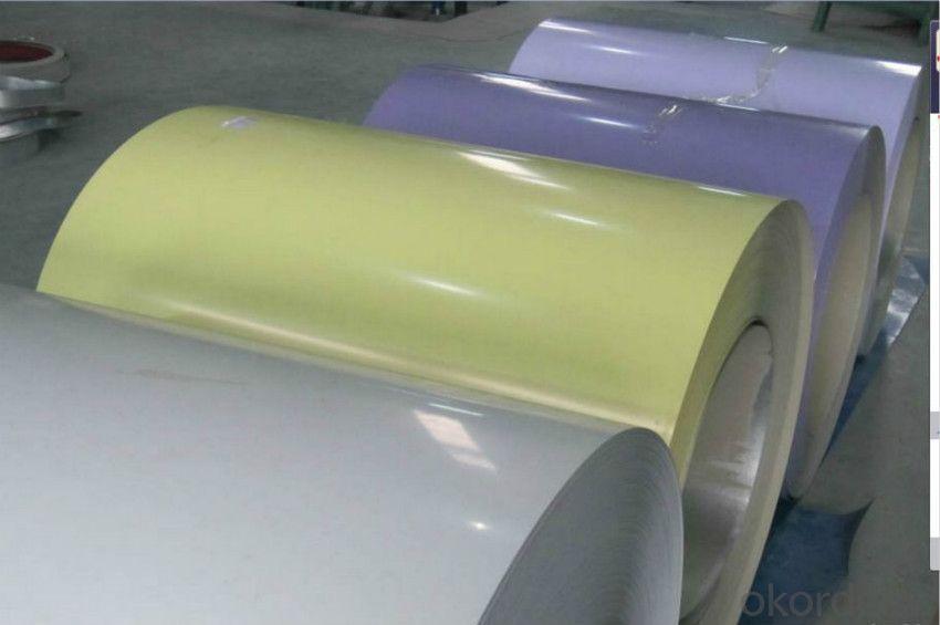 Color Coated Aluminum Sheet for Sale/PPGI