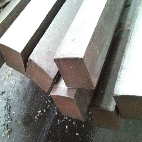 Steel Square Shaped Straight Bars with Sizes 5MM to 100MM High Quality