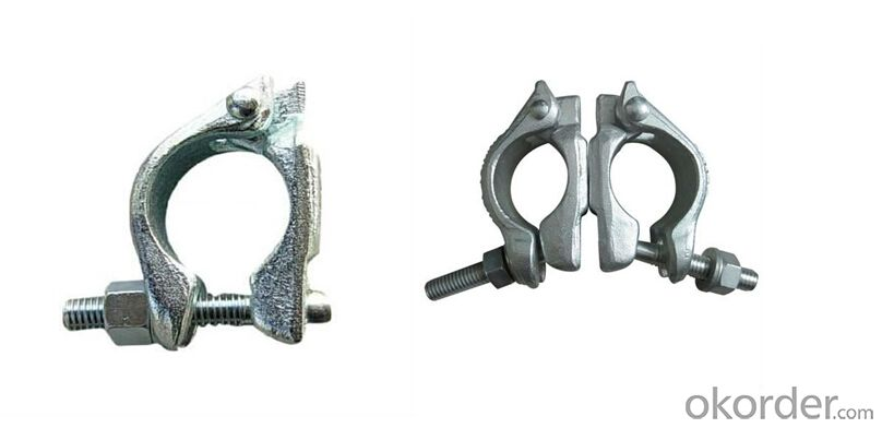 Drop Forged Joint Pin Coupler with Stable and Durable