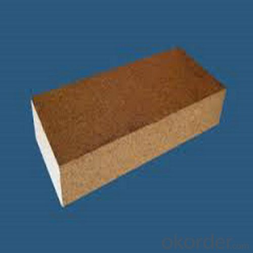 Magnesite-Zirconia Brick for Glass Tank Regenerator
