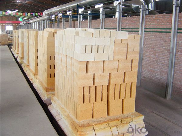 Corundum Brick for Coke Oven Door The Using Temperature Is 1600 C