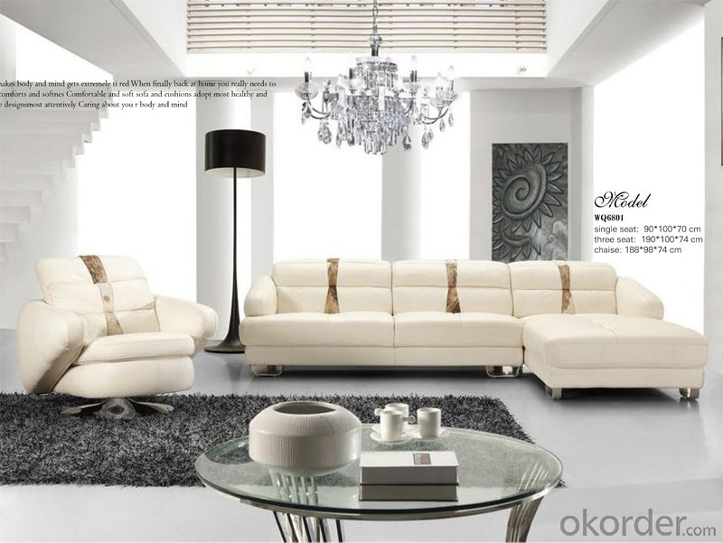 Sofa Furniture with Modern and Popular Style