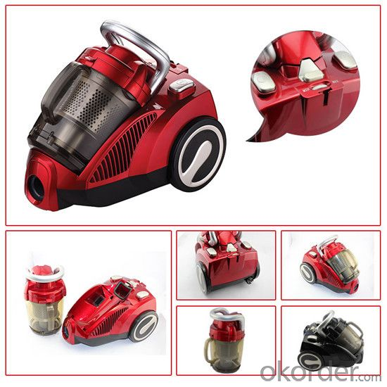 Vacuum Cleaner Bagless Cyclonic Vacuum Cleaner CNCL1301