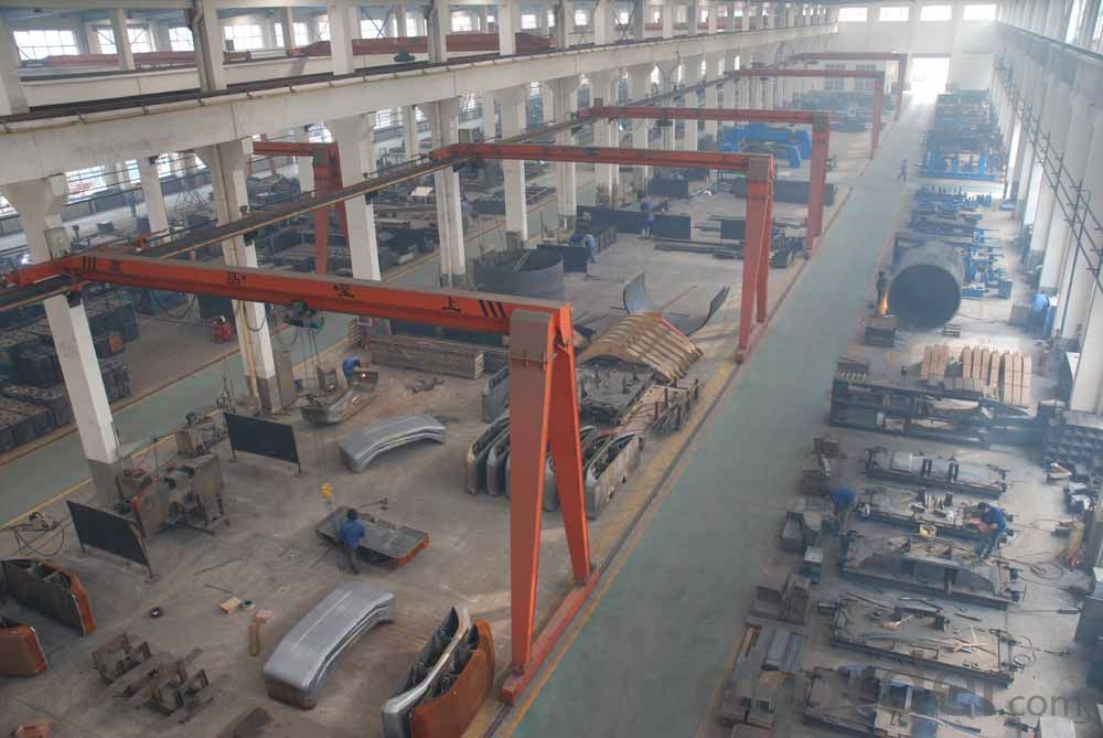 ACC Brick making production line with Capacity of 100,000m3
