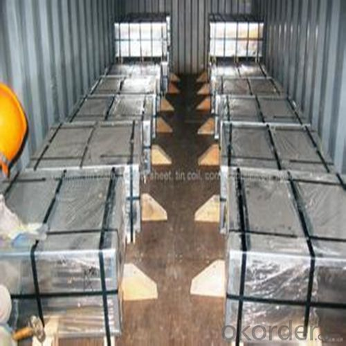 Electrolytic Tinplate of Prime Quality for Chemical Industrial Cans Use