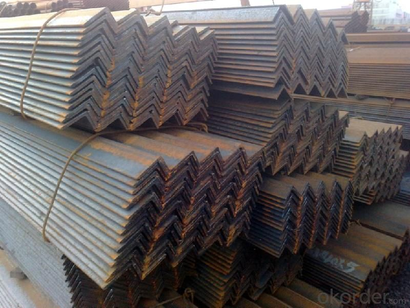 S235JR  Equal steel angle for construction